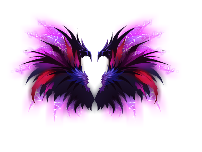 picsart素材魔翅膀