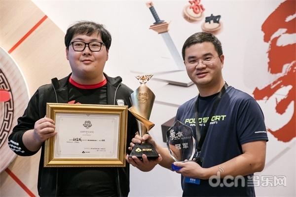 腾讯象棋锦标赛冠军 赵金成