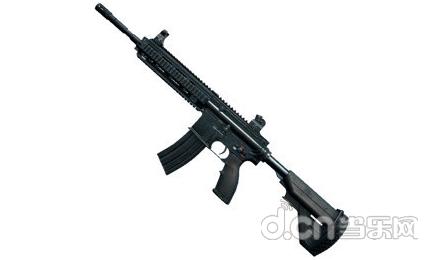绝地求生 全军出击步枪M416详解