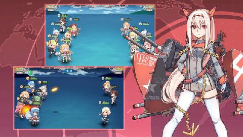 战舰少女R_截图