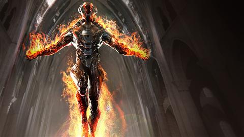 《自由之战》英雄介绍:赤焰之魂·伽尔
