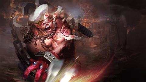 《自由之战》英雄介绍:血肉傀儡帕奇