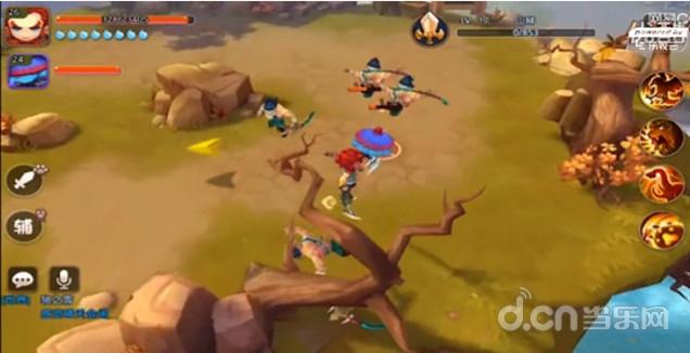 《梦幻西游无双版》15星石猴重生剧情攻略视频