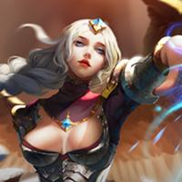 全民超神英雄风暴天使—拉斐尔