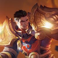 全民超神英雄圣战神-凯文