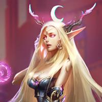 全民超神英雄精灵女神-狄安娜