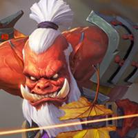 全民超神英雄血刀酋长-克鲁格