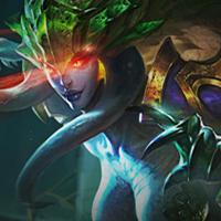全民超神英雄蛇发魔女—美杜莎