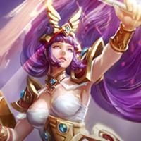 全民超神英雄智慧女神-雅典娜