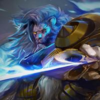 全民超神英雄光芒狮王-莱昂