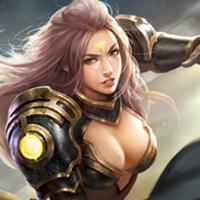全民超神英雄圣剑女皇-贞德
