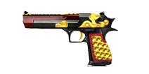 穿越火线:枪战王者武器沙鹰-齐天大圣