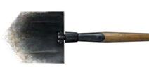 穿越火线:枪战王者武器军用铁锹
