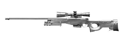 穿越火线:枪战王者武器AWM-狼牙