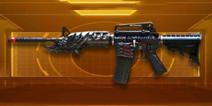穿越火线:枪战王者武器M4A1-黑骑士