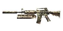 穿越火线:枪战王者武器M4A1-榴弹