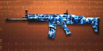 穿越火线:枪战王者武器SCAR-迷彩