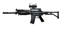 穿越火线:枪战王者武器M4A1-沙漠风暴