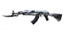 穿越火线:枪战王者武器AK47无影