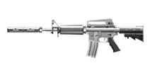 穿越火线:枪战王者武器M4A1-狼牙