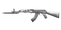 穿越火线:枪战王者武器AK47-狼牙