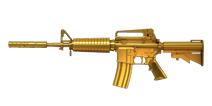 穿越火线:枪战王者武器M4A1-暗金风暴