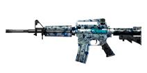 穿越火线:枪战王者武器M4A1-纪念版