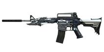 穿越火线:枪战王者武器M4A1-雷神