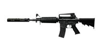 穿越火线:枪战王者武器M4A1-A