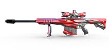 穿越火线:枪战王者武器巴雷特-极光