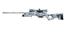 穿越火线:枪战王者武器AWM-青花瓷