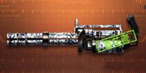 穿越火线:枪战王者武器加特林-青花瓷