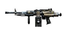 穿越火线:枪战王者武器M249-天羽