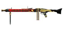 穿越火线:枪战王者武器MG3-翔龙