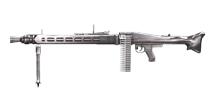 穿越火线:枪战王者武器MG3-银色杀手