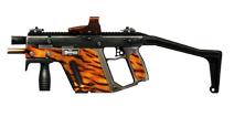穿越火线:枪战王者武器MK5-T虎皮