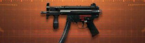 穿越火线:枪战王者武器MP5KA4