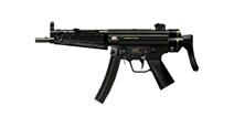 穿越火线:枪战王者武器MP5