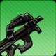 崩坏学园2武器C90冲锋枪