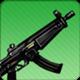 崩坏学园2武器MP5冲锋枪