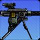 崩坏学园2武器QGZ83自动火炮