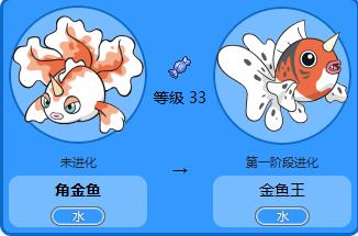 口袋妖怪GO角金鱼