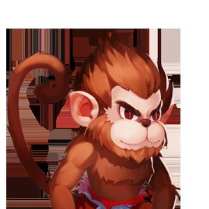 仙剑奇侠传3D回合灵宠山猿