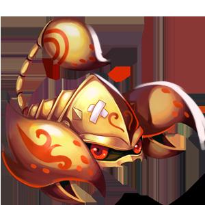 仙剑奇侠传3D回合灵宠钩尾蝎