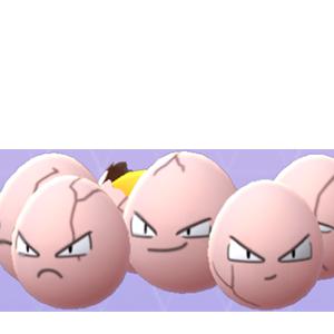 口袋妖怪GO蛋蛋