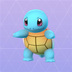 口袋妖怪GO杰尼龟