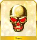 命运-冠位指定素材金骷髅