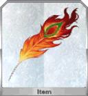 命运-冠位指定素材鳳凰の羽根