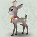 诛仙宠物七彩麋鹿