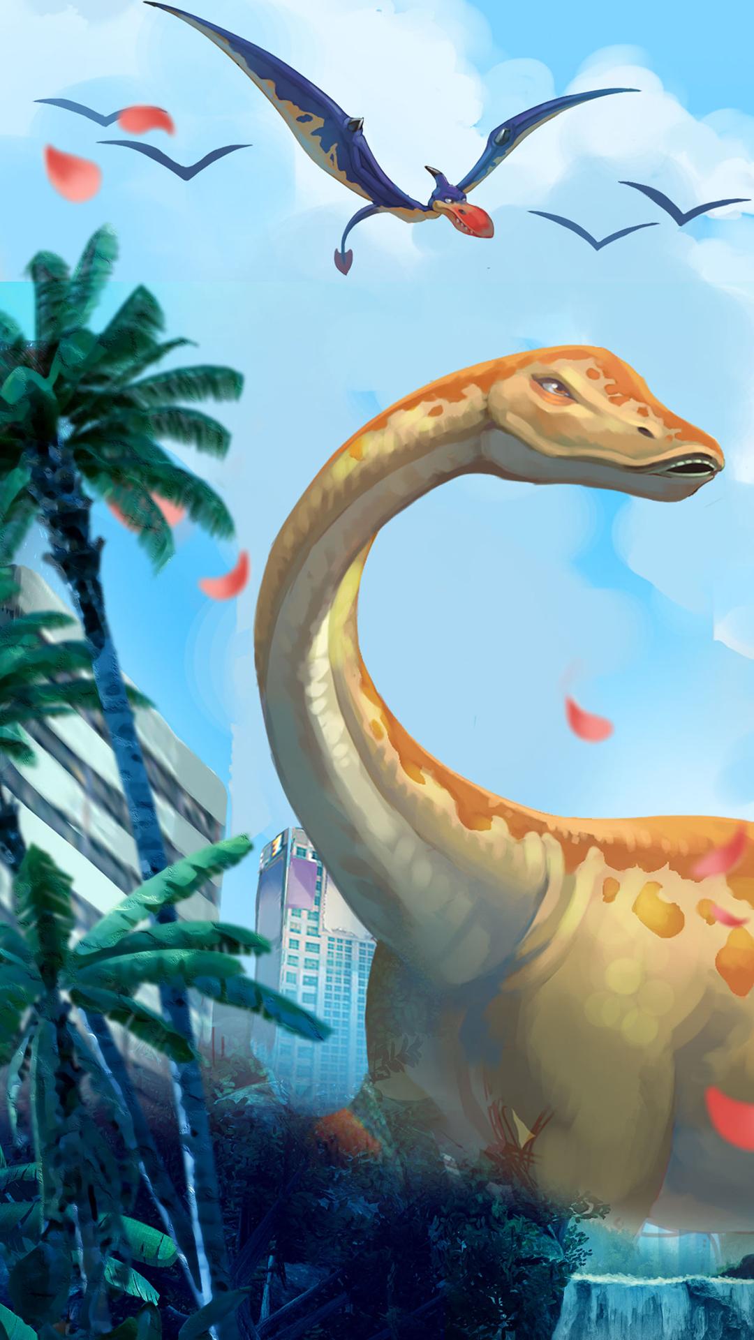 我的恐龙GO_截图